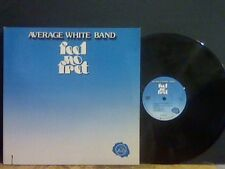 AVERAGE WHITE BAND  Feel No Fret LP  U.S. original   NEAR-MINT !