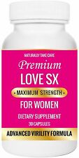 Love SX-Female Enhancement Pills -Advanced Proprietary Blend Enhances Female Sex