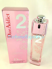 DIOR ADDICT 2 SUMMER PEONIES Christian Dior 3.4oz EDT Limited Edition NEW (B5