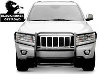 Black Horse 2011-2016 Jeep Grand Cherokee Black  Grille Guard Push Crash Bar
