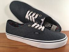 VANS New Authentic TM Geo Vault Size USA 9 UK 8.5 EUR 42