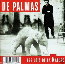 CD audio.../...DE PALMAS.../....LES LOIS DE LA NATURE.......