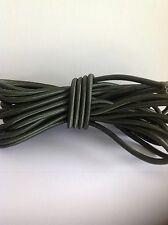 6 mm Olive Strong Elastic Shock Cord Brand New 10 full meters