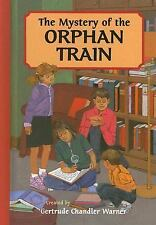 The Mystery of the Orphan Train (The Boxcar Children Mysteries #105)