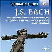 J.S. BACH: CHORAL WORKS NEW & SEALED