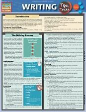 Writing Tips and Tricks by Inc. BarCharts (2012, Book, Other)