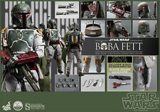 Hot Toys - 1/4 Scale Star Wars Collectibles - Boba Fett Special Edition