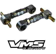 VMS REAR BILLET Adjustable CAMBER ARMS 88-00 CIVIC CRX 90-01 INTEGRA GUN METAL