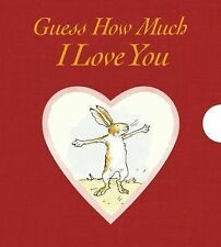 Guess How Much I Love You: a Panorama Pop-Up by Sam McBratney (2014, Hardcover)