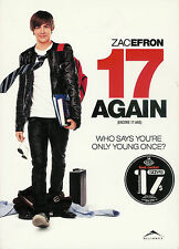 17 Again - Zac Efron Matthew Perry - New Sealed DVD
