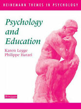 Psychology and Education (Heinemann Themes in Psychology)