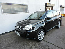 10 Nissan X-Trail 2.0dCi Tekna Theft Recovered Cosmetic Damaged Salvage Cat D
