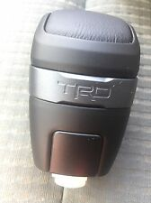 Toyota Tacoma 2017 TRD PRO A/T Shift Knob Genuine OE OEM Accessory