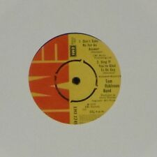 "TOM ROBINSON BAND 'DON'T TAKE NO FOR AN ANSWER' UK 4-TRACK 7"" EP"