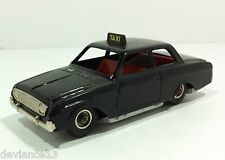 VERY RARE 60's CKO KELLERMANN WESTERN GERMANY TIN FORD TAUNUS 17M P3 TAXI VGC+