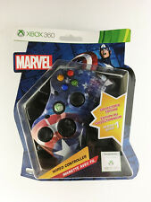 New! Marvel Captain America Xbox 360 Collector's Edition Wired Controller Ser. 1