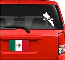 """Car Decals. Wall Decal. Laptop Decal... Mapa Sinaloa, México.  10"""""""
