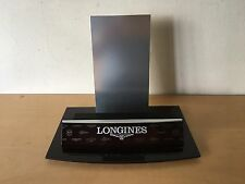 Used - Catalogs Expositor LONGINES - Steel and Wood - 27 x 17 x 22 cm Usado