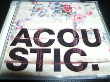 Acoustic Vol 1 Various Artists 2 CD Ft Coldplay Dido Eva Cassidy Radiohead Molok