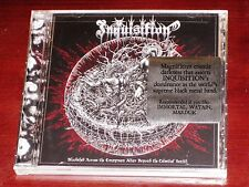 Inquisition: Bloodshed Across The Empyrean Altar Beyond... CD 2016 SOM 387 NEW