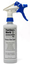 Poorboy's World Glass and Windscreen Cleaner 473ml (16oz) + FREE FOAM APPLICATOR
