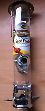 Large Deluxe Bird Feeder Seed Wild Birds Feeding Station Great Value!
