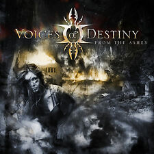 Voices of Destiny from the ashes CD (200668) Female copertura Gothic Metal
