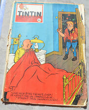 Journal Tintin n°514, 28 avril 1958, Chick Bill, dessin en une de Tibet