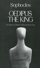 Oedipus the King (Greek Tragedy in New Translations) Sophocles Paperback