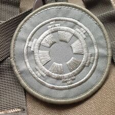 STAR WARS - Imperial Forces COG TACTICAL MORALE MILSPEC AIRSOFT VELCRO PATCH