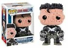 "MARVEL CIVIL WAR CROSS BONES UNMASKED 3.75"" VINYL FIGURE POP FUNKO"