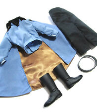 Star Wars 1/6 Lando Calrissian outfit by Hasbro for Sideshow Hot Toys 12 figure