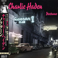 Charlie Haden - Nocturne (CD, May-2001, Verve) Advance Promo on CD -No booklet