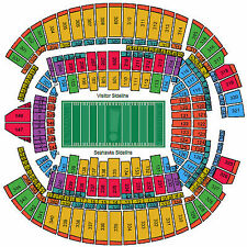 Seattle Seahawks vs Carolina Panthers Tickets 10/18/15 (Seattle)