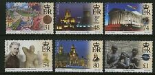 Isle of Man  2007   Scott # 1208-1213   Mint Never Hinged Set