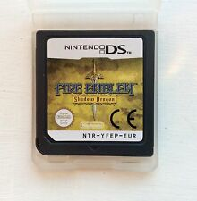 Fire Emblem Shadow Dragon DS Nintendo NDS Lite DSi XL Turn Based Strategy Game