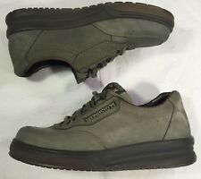 Mephisto Oxfords Women's US 6 Euro. 3.5 Suede Gray Laces Loafers Moccasins