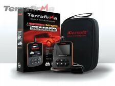 TF930 -  LAND ROVER JAGUAR DIAGNOSTIC FAULT CODE READER iCARSOFT TERRAFIRMA