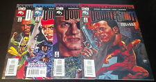 DOUBLE SHOT MARVEL KNIGHTS SET 1-4(9.4-9.6)(NM TO NM+)4 ISSUES-ENNIS-MORRISON