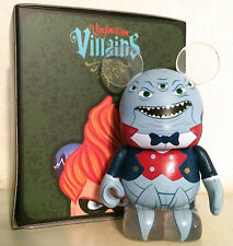 "DISNEY VINYLMATION 3"" VILLAINS 5 SERIES WATERNOOSE MONSTERS INC COLLECTIBLE TOY"