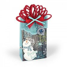 Sizzix Bigz XL Die Box Wrapped w/Ornaments Big Shot. Stanzschablone NEU 661557