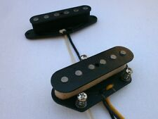 Telecaster Custom Mixed Magnets A2/5 Pickups SET Bridge Neck Hand Wound Tele