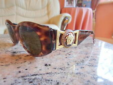 Vintage Gianni Versace BIGGIE Sunglasses Genuine MOD.424/M
