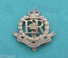 "Royal Military Police ""EiiR"" - ""Gaunt"" - Genuine British Military Army Cap Badge"