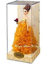 New Designer Disney Store Beauty and The Beast Princess Belle Doll LE 0808/8000