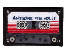 Velcro Awesome Mix Tape Morale Tactical Patch Parche