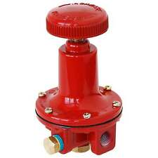 Adjustable 0 to 30psi Propane Regulator LP Gas Marshall Excelsior lpg