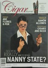 Cigar Journal Autumn 2016 Do You Want to Live In a Nanny State FREE SHIPPING sb