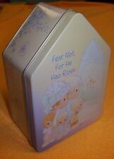 """EASTER - """"Fear Not For He Has Risen"""" CANDY TIN"""
