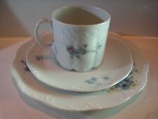 ROSENTHAL CLASSIC ROSE COLLECTION TRIO SET, CUP, SAUCER, PLATE MADE IN GERMANY